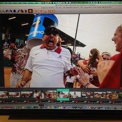 Photo taken at Rhoads Stadium by Vasha H. on 5/24/2014
