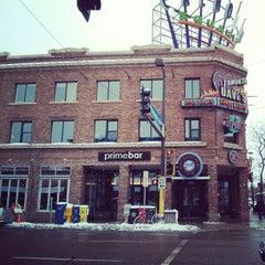 Photo taken at Primebar Minneapolis by Damon R. on 2/22/2013