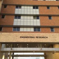 Photo taken at Engineering Research Building by Danila O. on 2/1/2016