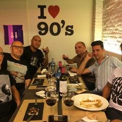 Photo taken at Rellirós Restaurant by Luis Le Nuit on 10/11/2014