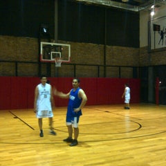 Photo taken at Hoops Arena by Julz Z. on 1/28/2013