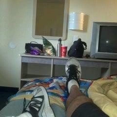 Photo taken at Motel 6 Janesville by David S. on 6/29/2012