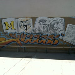 Photo taken at Samuel F. B. Morse High School by Christine G. on 6/29/2012
