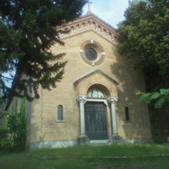 Photo taken at Chiesa di San Faustino by Gianmarco F. on 6/1/2012