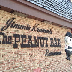 Photo taken at Jimmie Kramer's Peanut Bar by Bryan on 6/18/2014