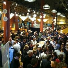 Photo taken at Pyramid Alehouse Brewery by Yolanda C. on 1/31/2013