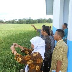 Photo taken at SMKN 5 Pandeglang by Mr Joe on 1/17/2014