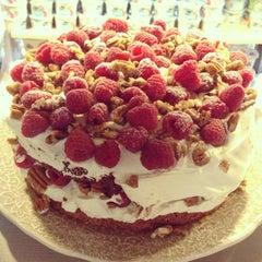 Photo taken at I Love Cake by Fotina G. on 3/3/2013
