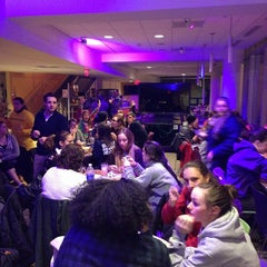 Photo taken at Wheelock Dining Hall by Kevin M. on 2/12/2014