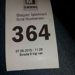 Photo taken at İSMMMO İstanbul Serbest Muhasebeci Mali Müşavirler Odası by Şah D. on 9/7/2015