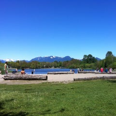 Photo taken at Trout Lake by Abd M. on 5/5/2013