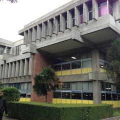 Photo taken at Universidad Rafael Landívar by juan felipe l. on 7/3/2013