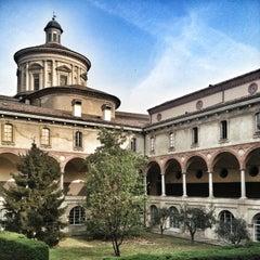 Photo taken at Museo Nazionale della Scienza e della Tecnologia Leonardo da Vinci by Paola B. on 4/19/2013