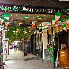 Photo taken at Failte Irish Pub & Restaurant by The Corcoran Group on 7/3/2013