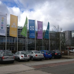 Photo taken at OpenText European Headquarters by Raffaele C. on 3/19/2013