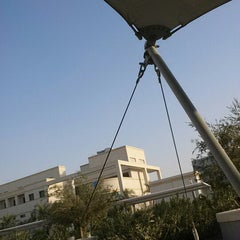 Photo taken at استاد جابر الأحمد الدولي by Ahmad A. on 9/28/2014