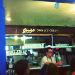 Photo taken at Goody's Soda Fountain & Candy by steve m. on 8/6/2013