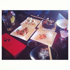 Photo taken at RA Sushi Bar Restaurant by Pich C. on 4/11/2013