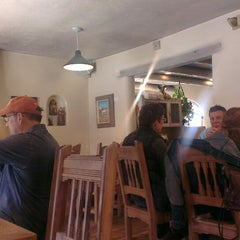 Photo taken at Guadalupe Cafe by Jorge Z. on 3/13/2013