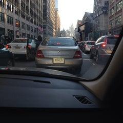 Photo taken at 200 Varick Street by Ingrid N. on 2/23/2014