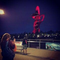 Photo taken at London 2012 Aquatics Centre by David G. on 8/29/2014