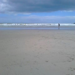 Photo taken at Inchydoney Beach by Stephanie F. on 6/15/2013