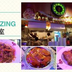 Photo taken at Café Matchbox 喜喜冰室 by Tung-Ying S. on 12/14/2014