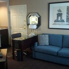Photo taken at Sheraton Suites Houston Near The Galleria by Mark L. on 6/22/2013