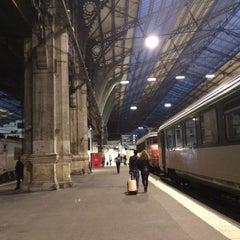 Photo taken at Gare SNCF de Paris Austerlitz by Audrey P. on 10/10/2014