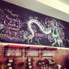 Photo taken at Cranky's Cafe by Danny M. on 5/1/2013