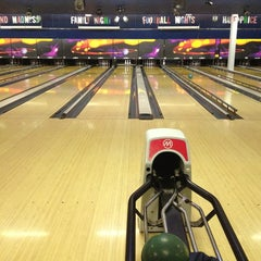 Photo taken at Melody Lanes by Daniel P. on 1/18/2013