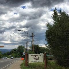 Photo taken at Taos, NM by rocío aracelis ú. on 8/30/2015