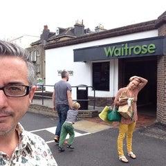 Photo taken at Waitrose by Michael T. on 9/14/2014