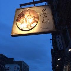 Photo taken at Frank Restaurant by Matt S. on 11/1/2014