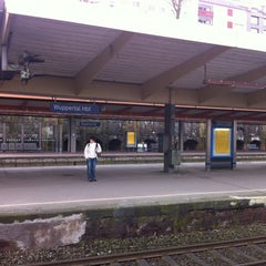 Photo taken at Wuppertal Hauptbahnhof by VAG on 3/19/2012
