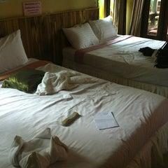 Photo taken at Finderland Resort by Joon on 3/31/2012