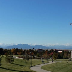 Photo taken at DoubleTree by Hilton Hotel Denver - Westminster by Cathy B. on 10/23/2013