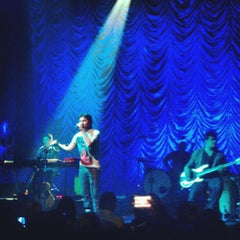Photo taken at ACL LIVE by Joshua R. on 11/17/2012