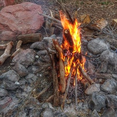 Photo taken at Coconino National Forest by Devon A. on 3/11/2014