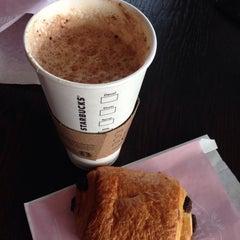 Photo taken at Starbucks by Tatiana V. on 5/7/2015