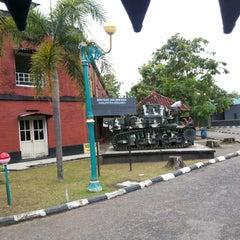Photo taken at Hotel Benteng Van Der Wijck by Cunwinto k. on 1/4/2015