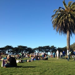 Photo taken at Fort Mason by Andrew R. on 3/10/2013