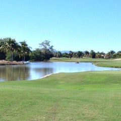 Photo taken at El Tigre Golf and Country Club by Valentina E. on 1/3/2013