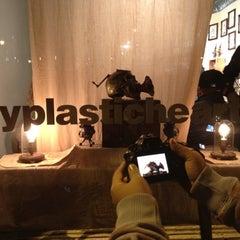 Photo taken at myplasticheart nyc by Arnulfo J C. on 10/13/2012