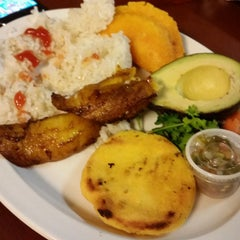 Photo taken at La Antioqueña Restaurante by Carol S. on 12/24/2014