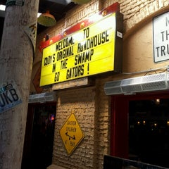 Photo taken at Cody's Original Roadhouse by honey badger on 10/21/2012