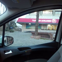 Photo taken at THY Satış Ofisi by Mehmet T. on 12/26/2014