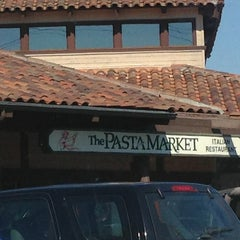 Photo taken at The Pasta Market by Minel D. on 9/27/2013