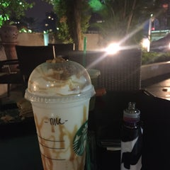 Photo taken at Starbucks by Nik v. on 10/10/2015