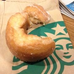 Photo taken at Starbucks by Zach S. on 12/12/2012
